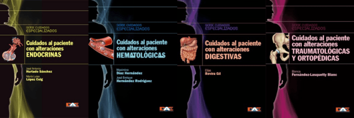 libros de enfermería
