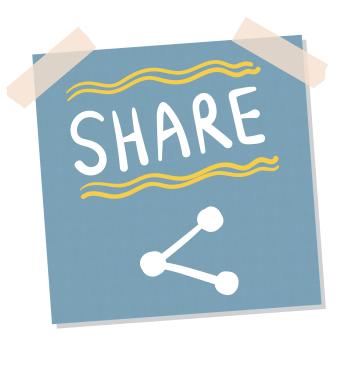 compartir artículos