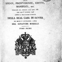 Raccolta per ordine di materie delle leggi, editti, manifesti, ecc.