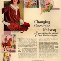 Storia della pubblicità: gli advertisement