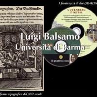 Storia del libro e della bibliografia
