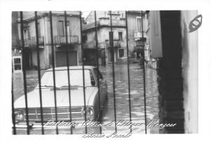 Esondazione a San Maurizio al Lambro 1960