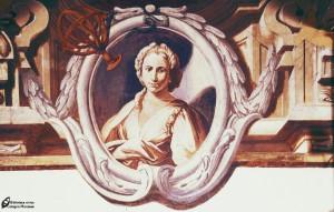 Sala delle Muse-Urania