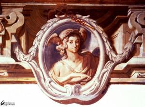 Sala delle Muse-Mercurio
