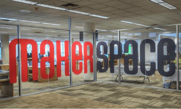 Resultado de imagen para makerspace bibliotecas