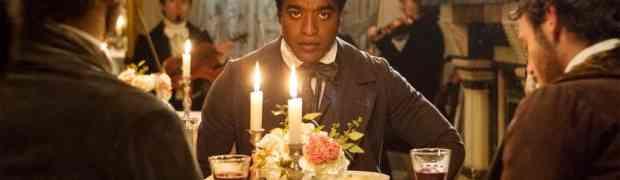 Viernes de cine: 12 años de esclavitud