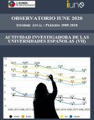 Informe IUNE 2020