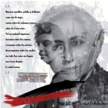 Lucía Sánchez Saornil. Virgina Rivas