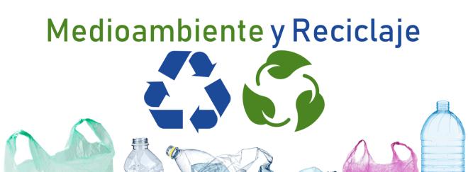 medioambiente y reciclaje