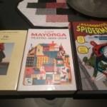 Spiderman, Mayorga y Knausgard