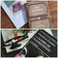 Las invisibles y La madre de Frankestein