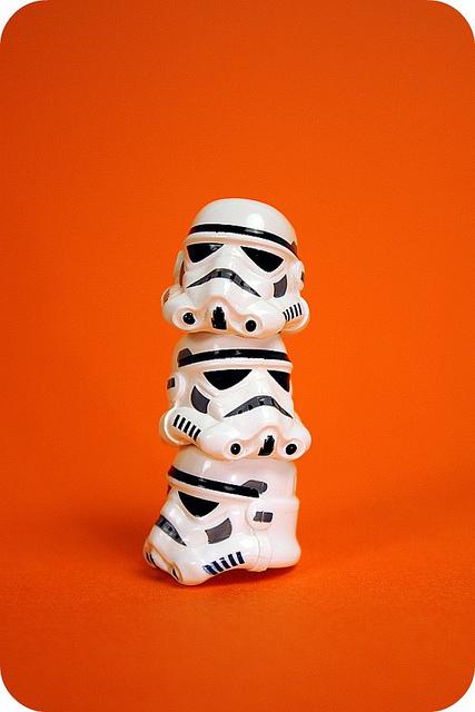 Cascos de Star Wars