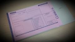 Acuse de recibo de carta certificada.