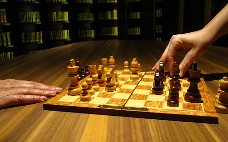 Fischer vs Spassky
