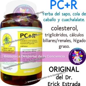 PC+R hierba del sapo
