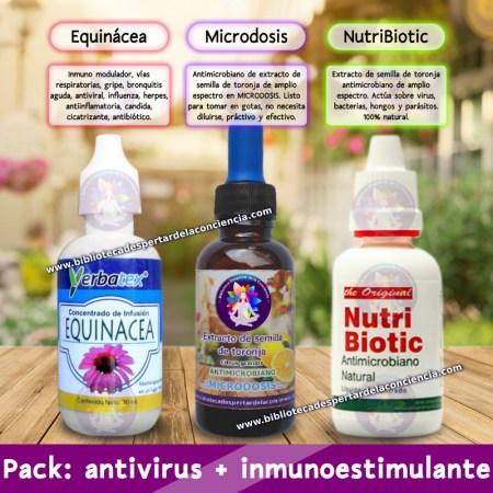 pack ativirus nutribiotic