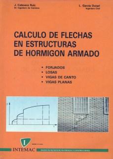Cálculo de flechas en estructuras de hormigón armado