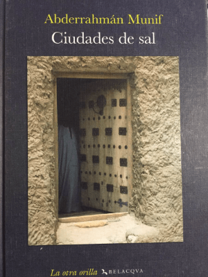 Ciudades de sal
