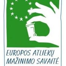 Europos atliekų mažinimo savaitė