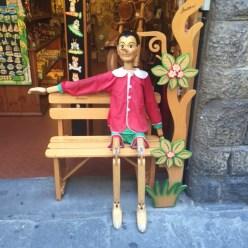 Firenca, Pinokio