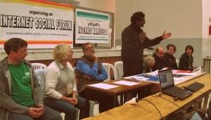 ISF panel i Tunis