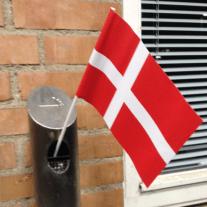 dansk flagg askebeger