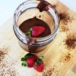 Mousse cioccolato e tè ai frutti rossi 4