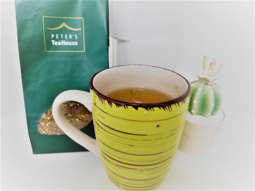 rooibos verde peter's tea house