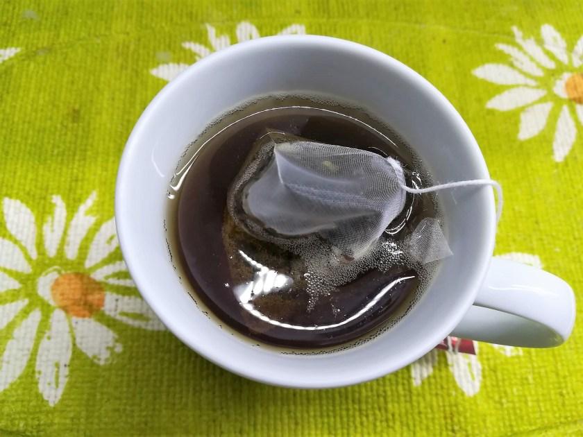 tè darjeeling aromatizzato al bergamotto