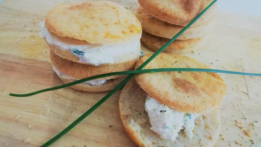 scones salati senza glutine 3