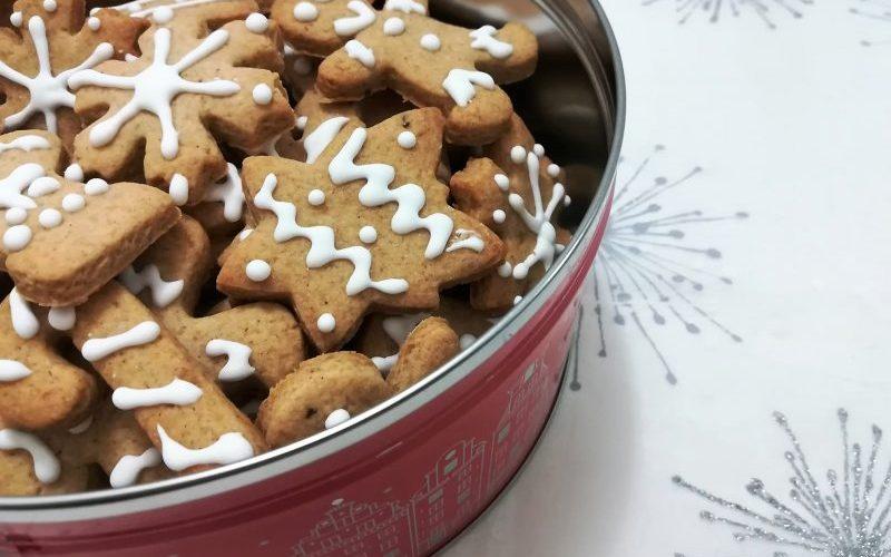 Gingerbread ricetta dei biscotti al pan di zenzero