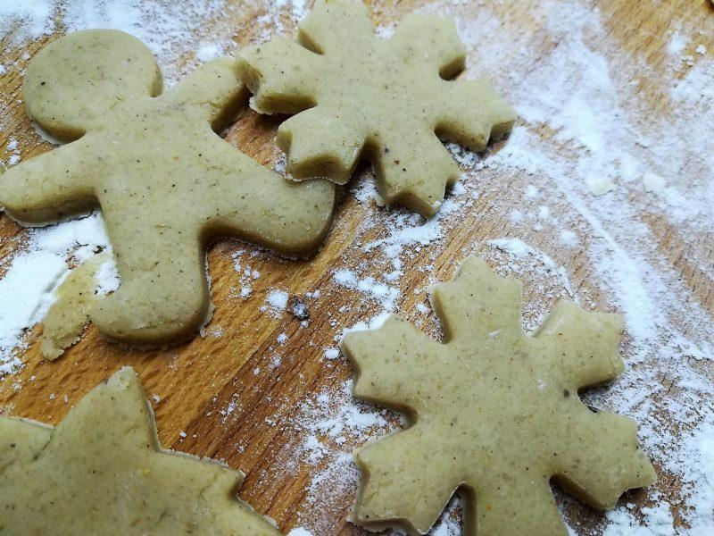gingerbread ricetta