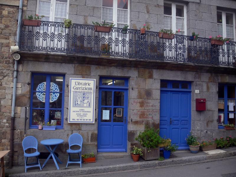 librerie di Bécherel