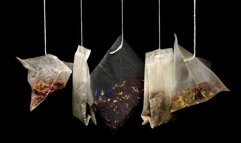 come riutilizzare le foglie di tè