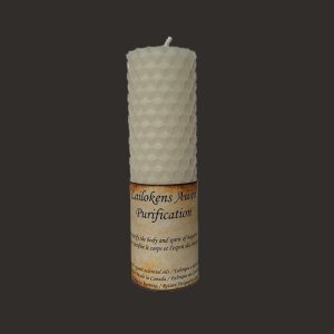 PURIFICATION SPELL CANDLE