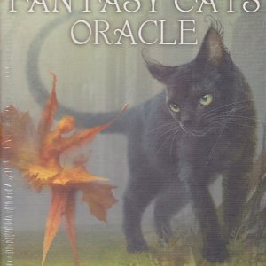FANTASY CATS TAROT 0738763403-2