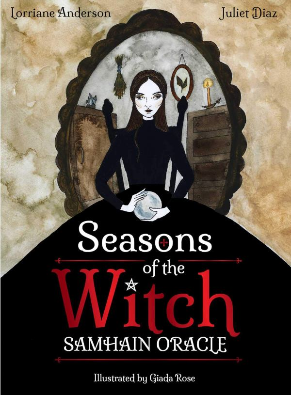SEASON OF THE WITCH ORACLE 71AXXq6RbHL