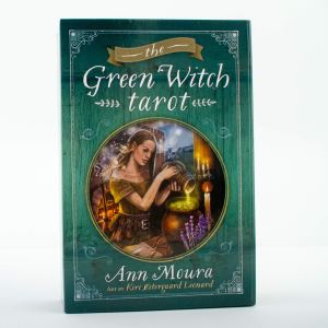GREEN WITCH TAROT 91iRt-QTM1L