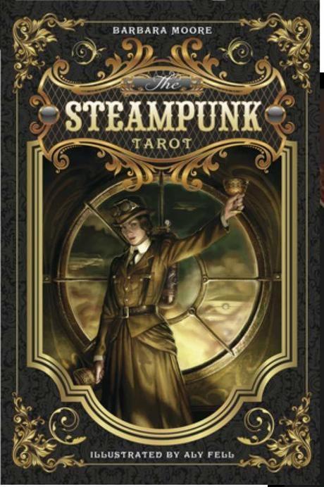 STEAMPUNK TAROT CARDS