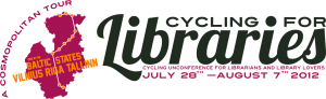 Logo Cycling for Libraries 2012