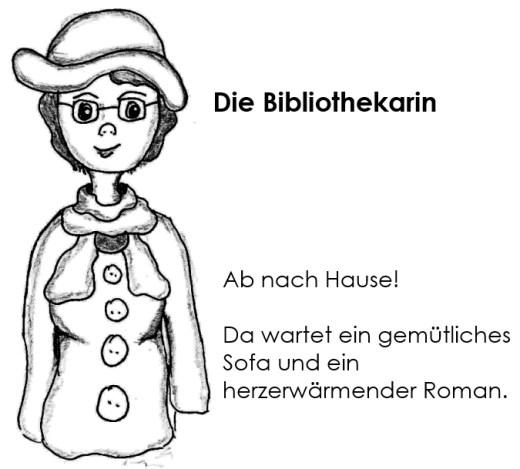 Die Bibliothekarin – Miniserie 02, Nr. 06 - Sofalektüre