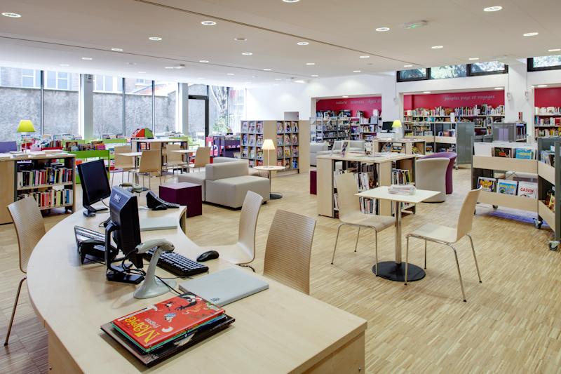 les bibliotheques du 20eme arrondissement bibliotheque oscar wilde