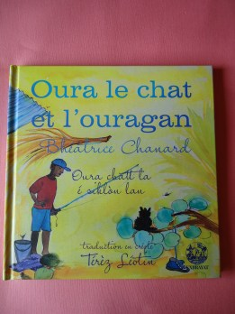 Album - Oura le chat et l'Ouragan