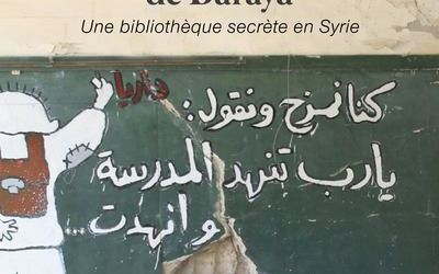 Les passeurs de livres de Daraya : comment la bibliothérapie sauve en temps de guerre