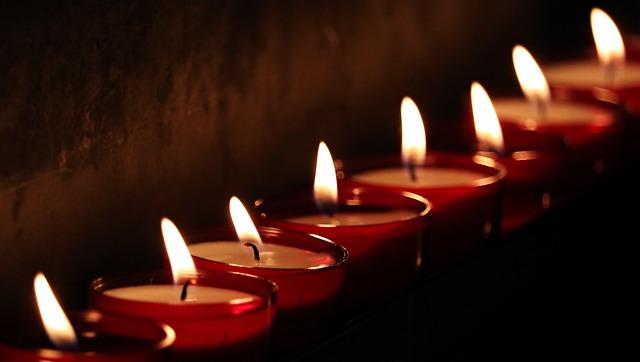 l'avenir de la méditation bougies