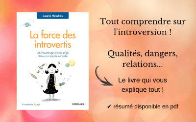 """La force des introvertis"" : un livre pour comprendre l'introversion"