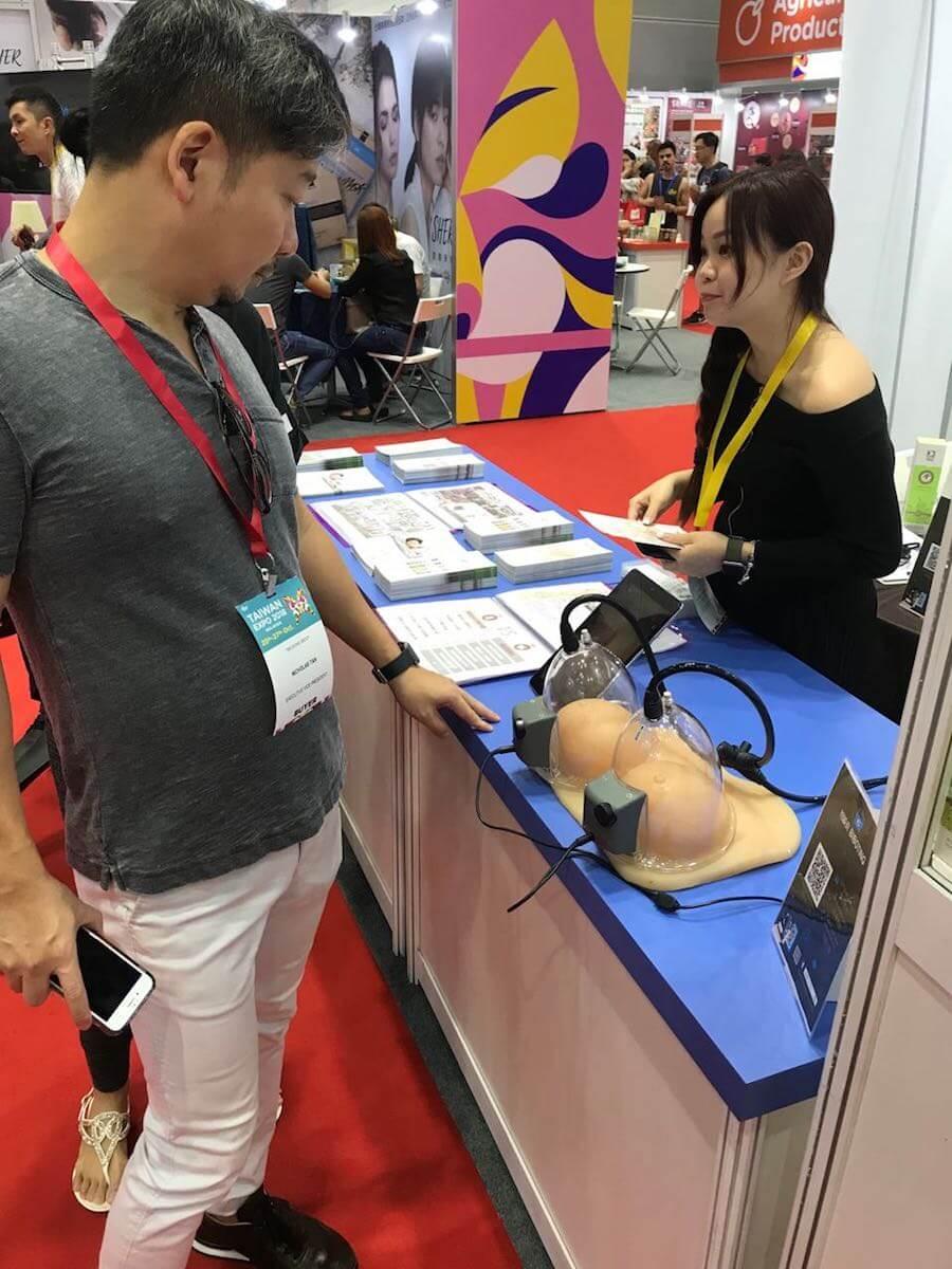 展會回顧 台灣形象展大馬站,劃下完美健康結局