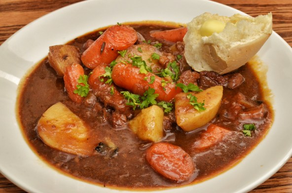 Irish stew ©DR