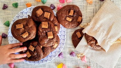 """Outrageaous chocolate cookies"""