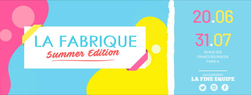 Cover - La Fabrique Summer Edition